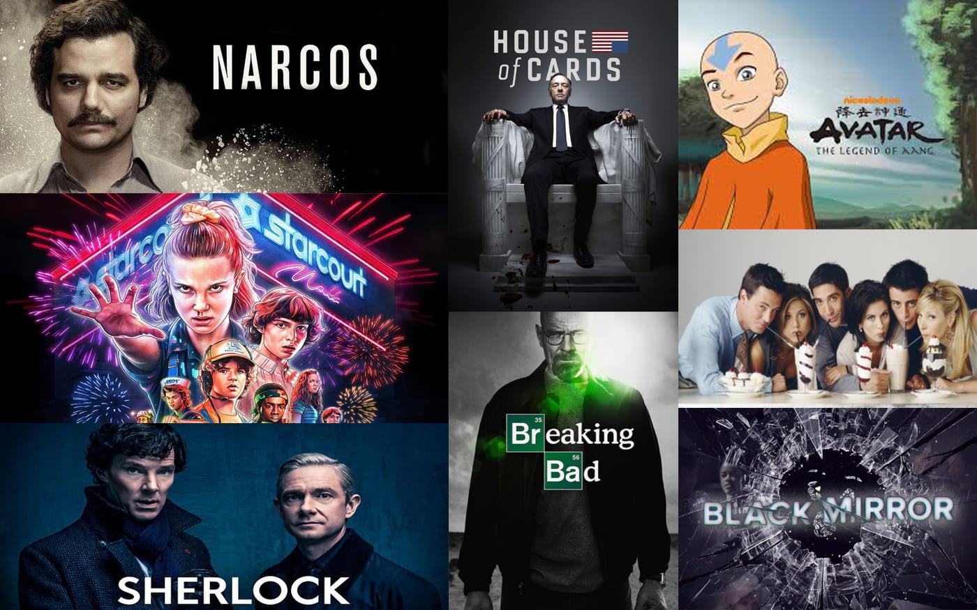 As 10 Melhores Séries Para Assistir Na Netflix Segundo Nota