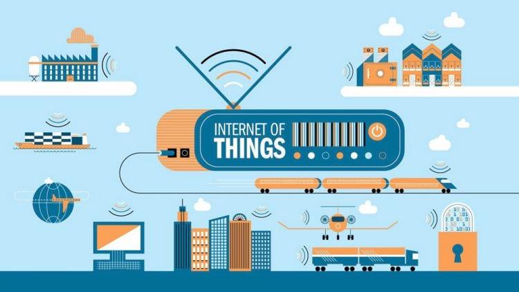 O que é Internet das Coisas (IoT)?