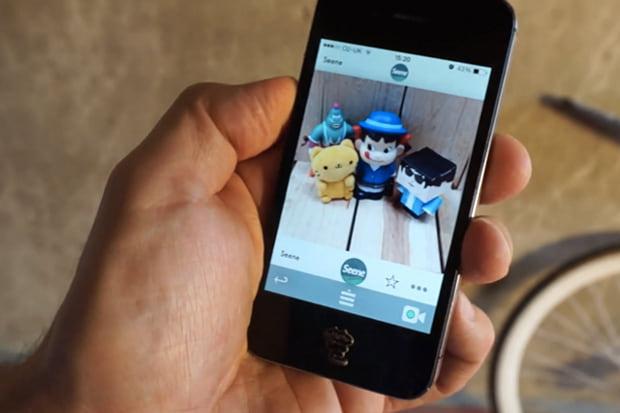 Snapchat adquire empresa especializada em fotos 3D