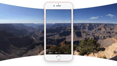 Facebook disponibiliza suporte para fotos em 360�