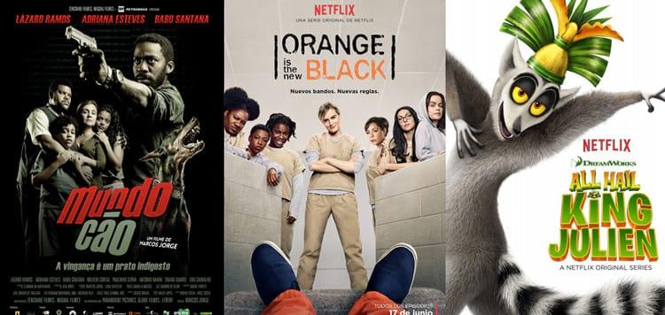 Novidades e lançamentos Netflix da semana (15/06 - 21/06)