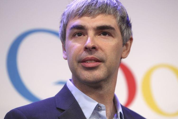 Larry Page investe em startup de carros voadores