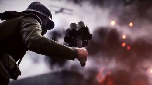 Trailer oficial de Gameplay de Battlefield 1, lançado hoje