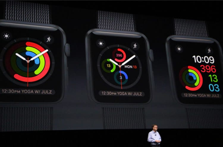 Apple anunciou o WatchOS 3