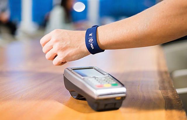 Pulseira para pagamentos via NFC será testada durante os Jogos Olímpicos