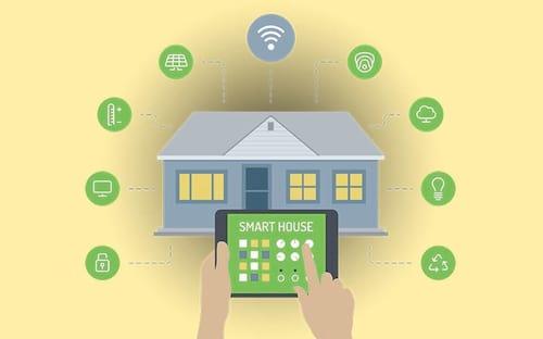 Internet das coisas - Assistentes residenciais
