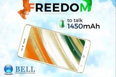 Conhe�a o aparelho celular que custa apenas R$ 15
