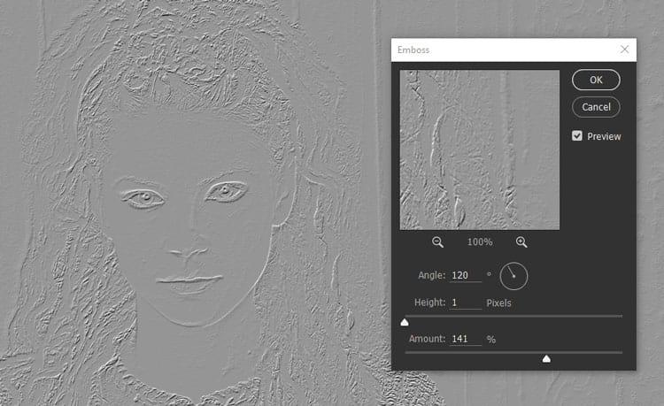 Photoshop - Como transformar uma foto em desenho