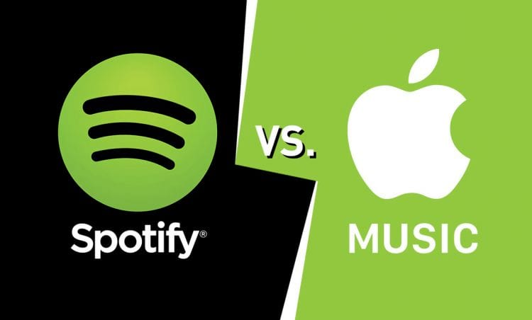 Apple é acusada de ser anticompetitiva pelo Spotify