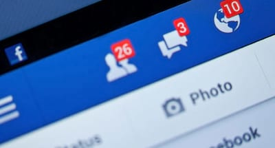 Como ler as mensagens filtradas do Facebook?