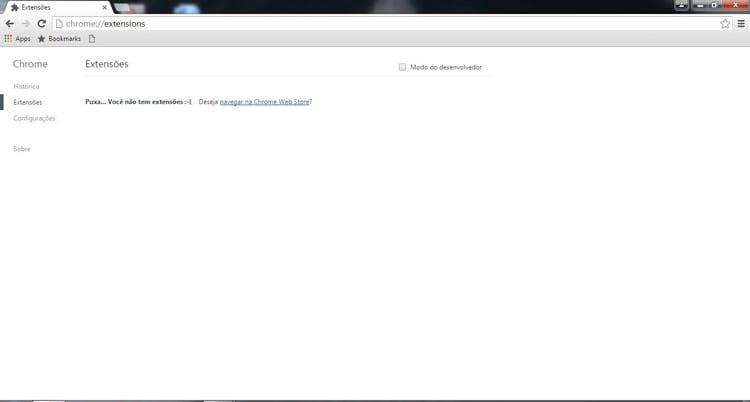Como remover o vírus que abre janelas no Chrome?