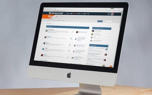 Novo sistema de comentários e fórum no Oficina da Net