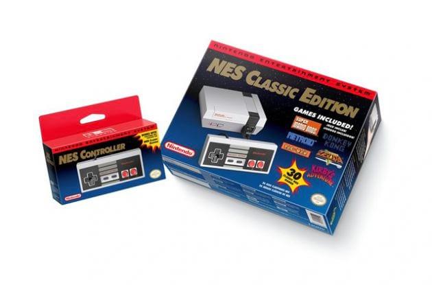 NES será relançado pela Nintendo