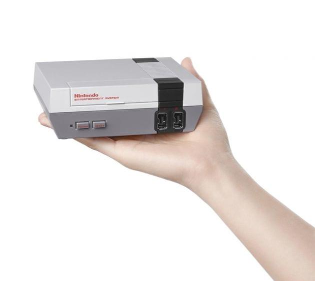 Nintendo irá relançar o seu NES. Empresa não atua mais no Brasil.