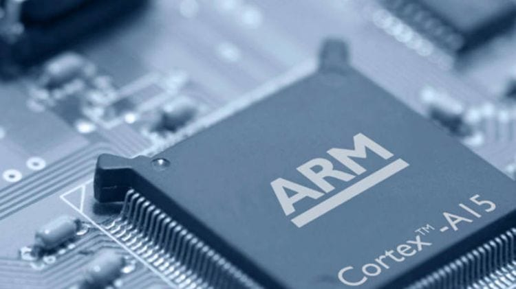 Grupo japonês compra ARM por R$ 105,7 bilhões