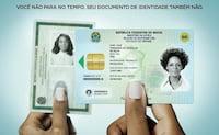 Troca do RG com chip já começou no Brasil