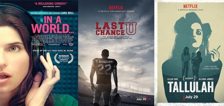 Novidades e lançamentos Netflix da semana (24/07 - 31/07)