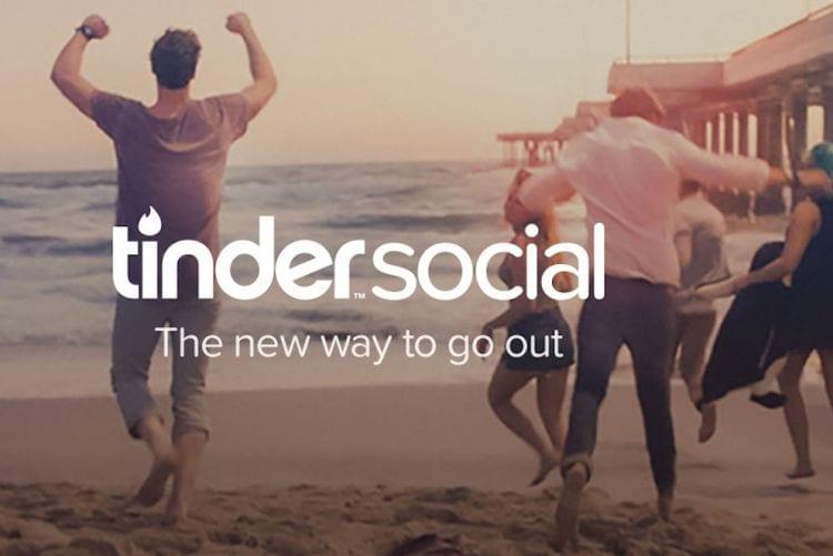Tinder Social permite encontros no aplicativo