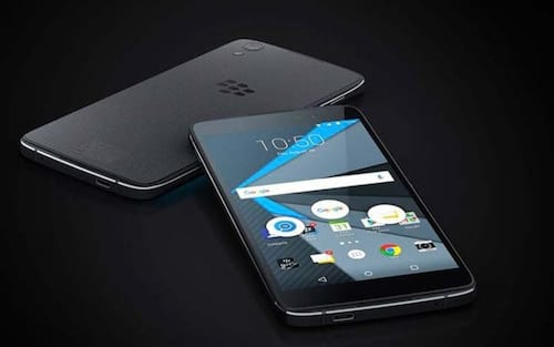BlackBerry anuncia seu DTEK50, o smartphone Android mais seguro do mundo