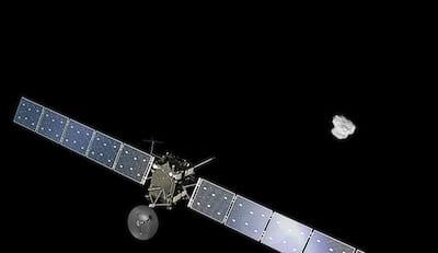 Sonda Rosetta perde comunica��o com rob� espacial em cometa