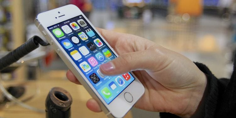 Aparelhos da Apple poderão contar com mais um botão
