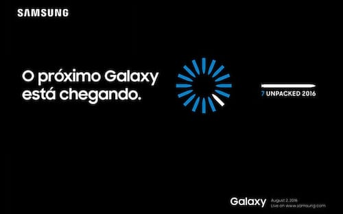 Galaxy Note 7 será anunciado amanhã - O que sabemos sobre ele?