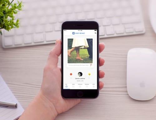 Post or Not: Conheça o aplicativo que diz se você deve ou não postar uma foto na rede social