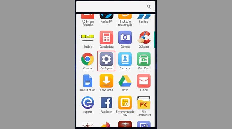 Como desativar notificações no Android?