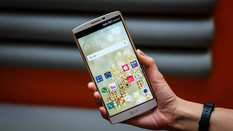 LG revela chegada de V20 com Android Nougat