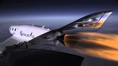 Virgin Galactic obt�m licen�a para transportar turistas ao espa�o