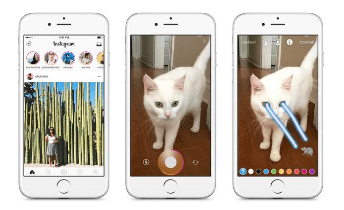 Instagram anuncia nova funcionalidade: Instagram Stories