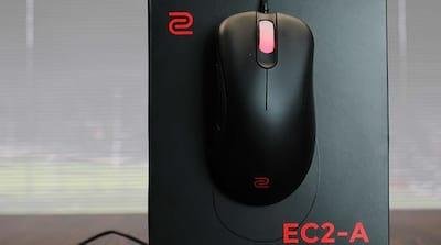 Review mouse gamer Zowie EC2-A defini��o de precis�o, ergonomia e perfei��o