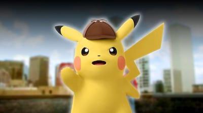 Pikachu, o novo espi�o da CIA?