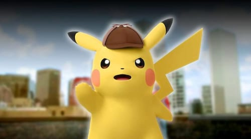 Pikachu, o novo espião da CIA?