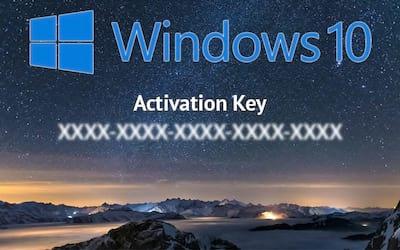 Tem como descobrir a chave de ativação do Windows 10?