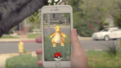 Como funciona a tecnologia de realidade aumentada utilizada no game Pok�mon Go?