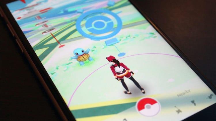 Pokémon Go recebe primeira atualização