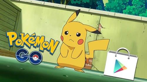 Pokémon GO não aparece na Google Play, e agora?