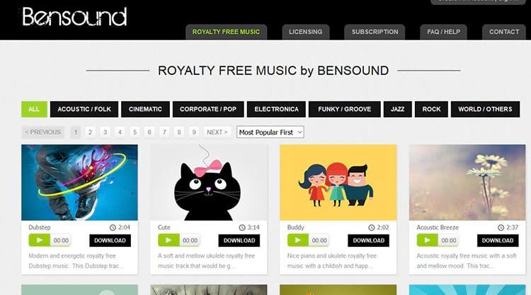 5 links para baixar trilhas sonoras de graça