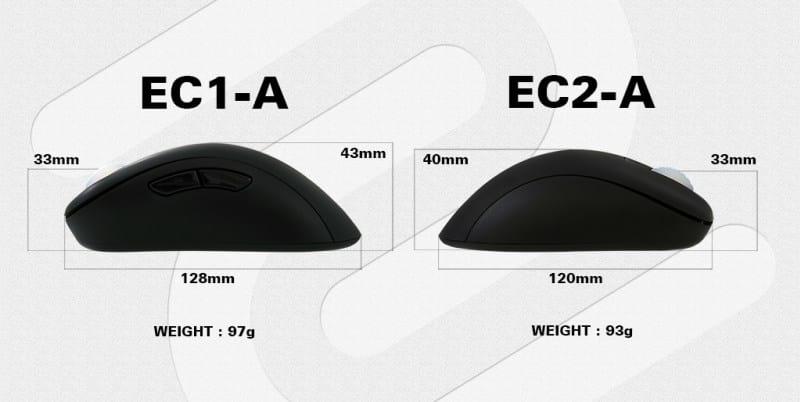 Zowie EC1-A e EC2-A