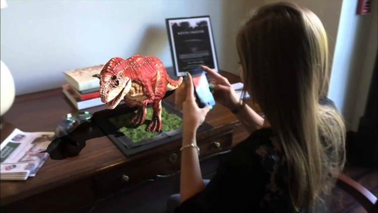 Qual a diferença entre Realidade Virtual e Realidade Aumentada?