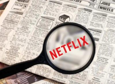O que � preciso para trabalhar na Netflix?
