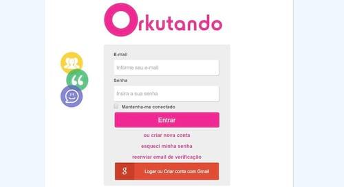 Conheça o clone do Orkut, o Orkutando