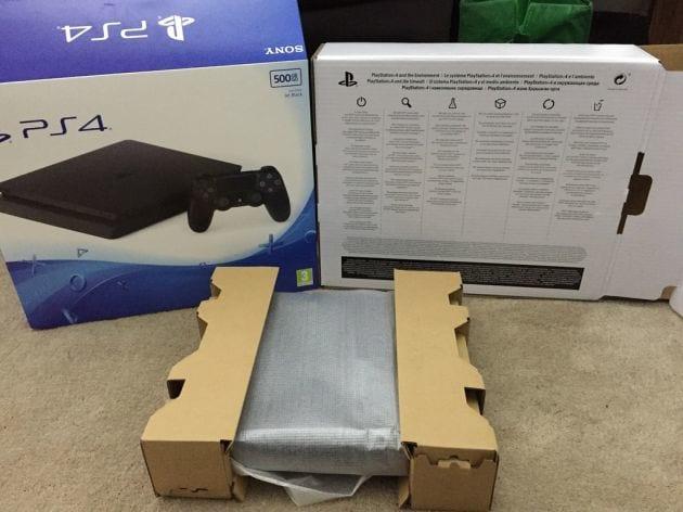 Imagens do suposto PS4 Slim vazam na web