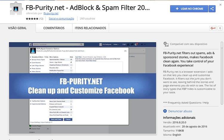 Como bloquear política no Facebook?