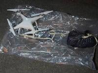 Drones eram usados para transportar drogas para prisão