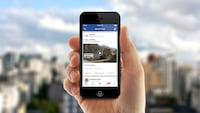 Facebook inicia os testes de vídeos que rodam sozinhos com áudio ligado