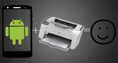 Como imprimir documentos a partir do Android?