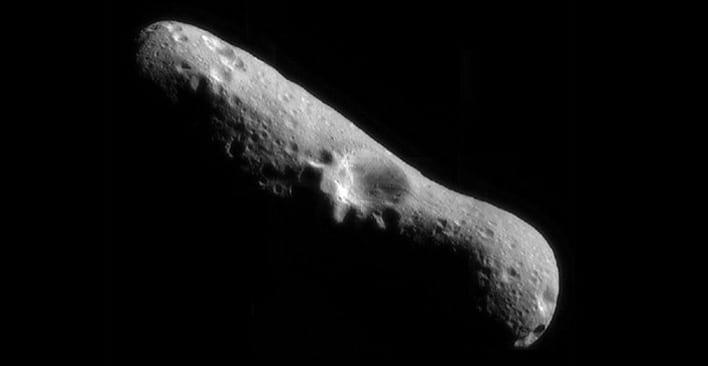 Cientistas pretendem recolher materias de asteroide para tentar decifrar origem da vida.