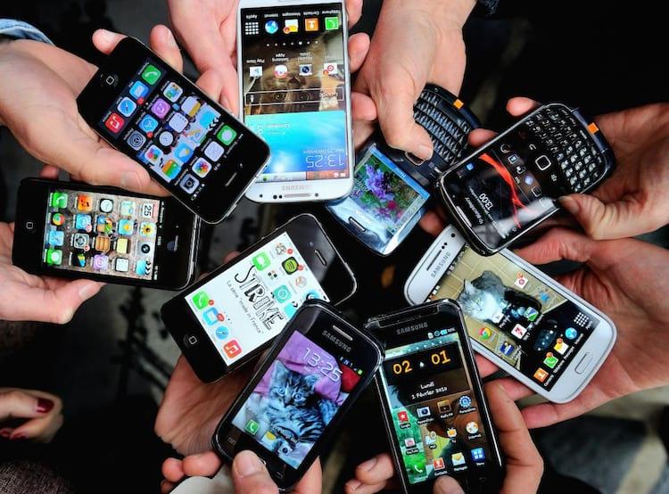 Pesquisa indica os 5 smartphones mais usados no Brasil